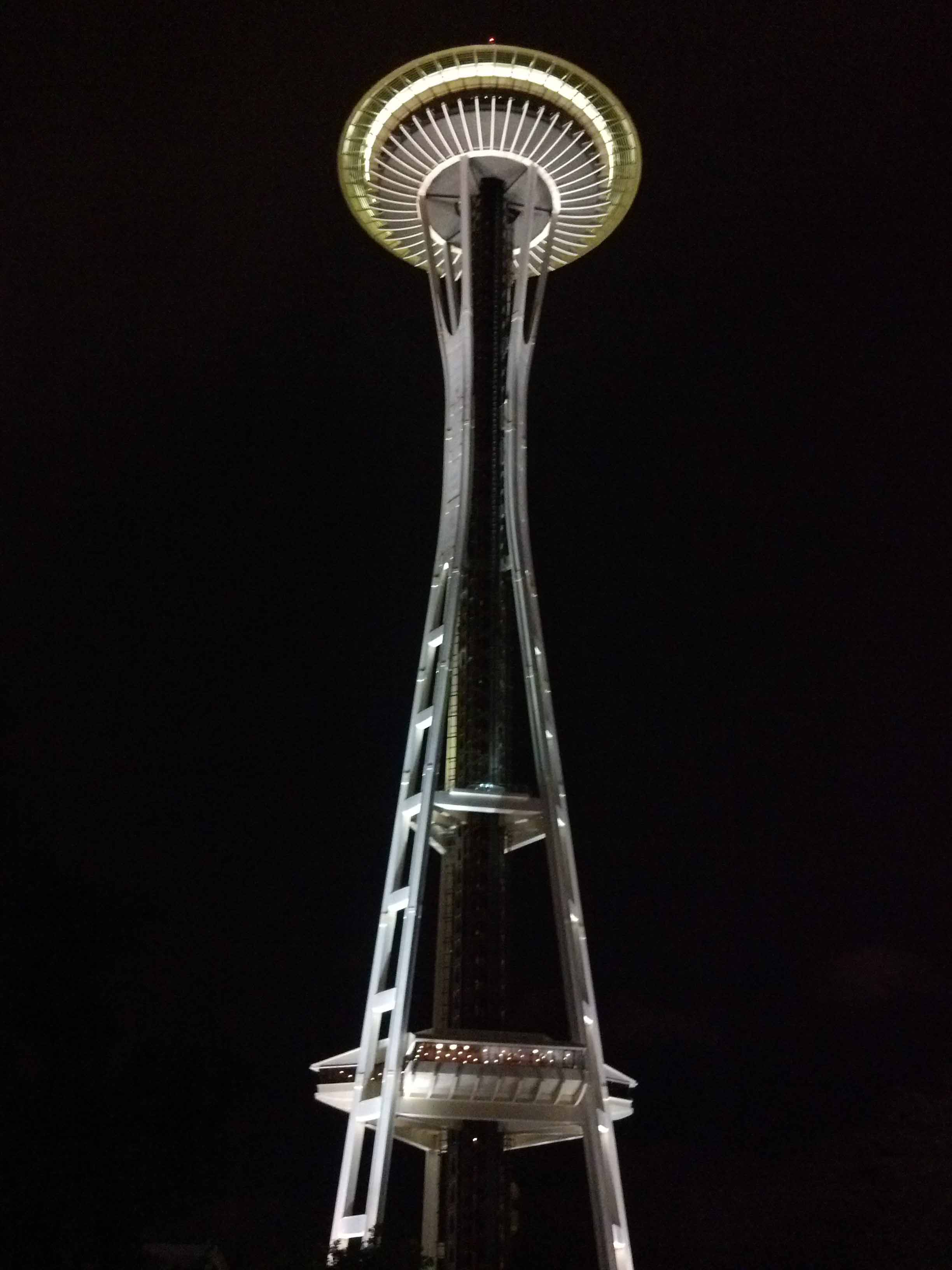 Obligatory Space Needle Shot.