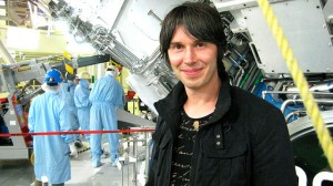 Brian Cox is the host of Clear Blue Skies on the BBC.