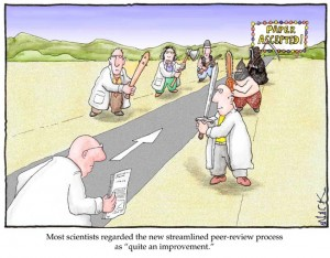 peer review image