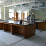 August 17 Lab Benches