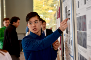 5th Annual INBT Undergraduate Research Symposium @ JHU Homewood campus, Glass Pavilion
