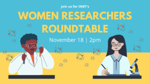 Women Researchers Roundtable @ Zoom