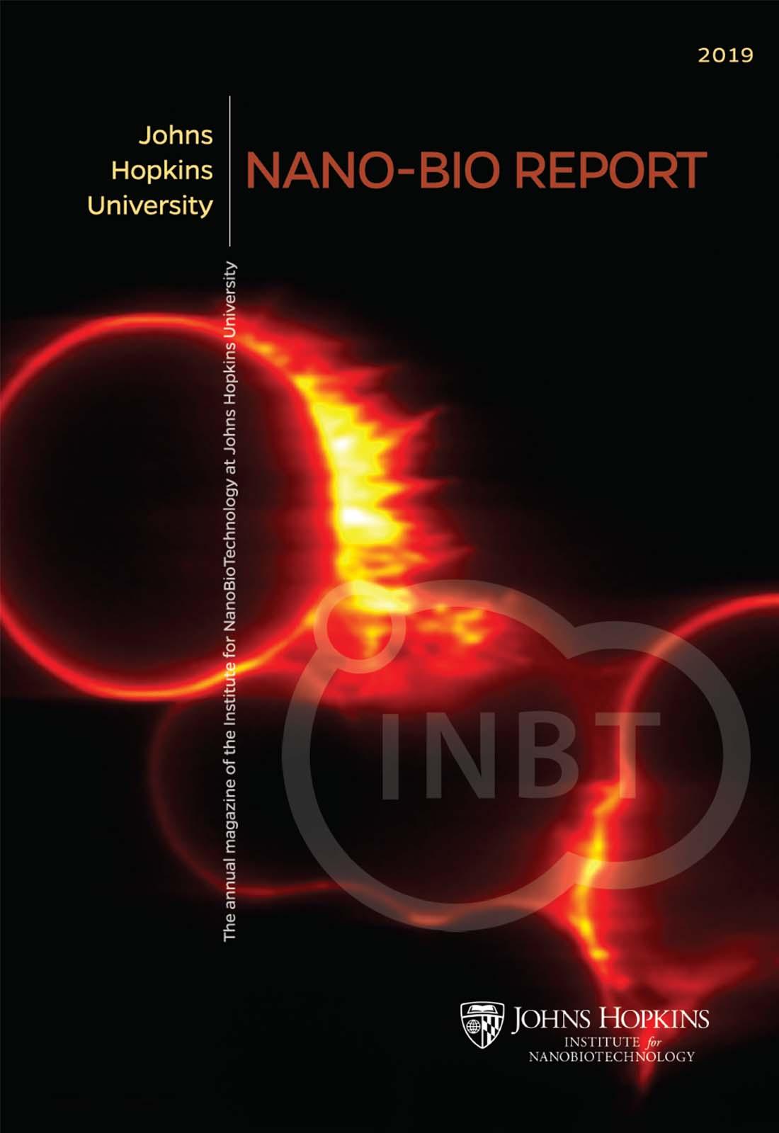 Nano-Bio Report 2019 Cover